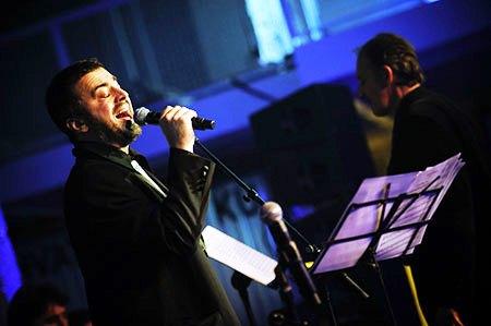 Sergej Trifunovic i Moondance-Big-Band