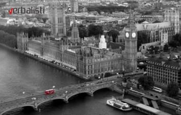 London, Verbalisti