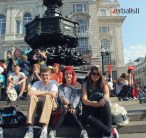Piccadilly circus, Verbalisti