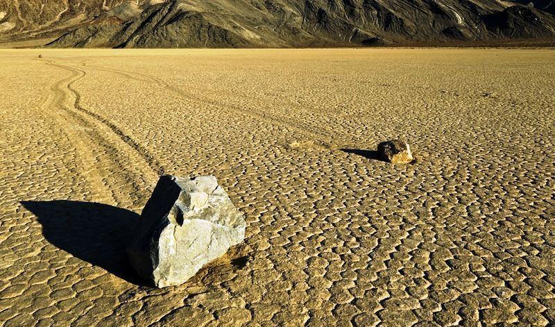 Dolina smrti (Death Valley)
