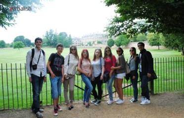 Jezicko putovanje My OXFORD 2013, treca grupa, Verbalisti