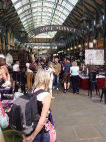 at Apple Market, London