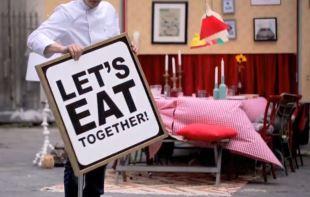 Najbolje reklamne kampanje - Lets eat together