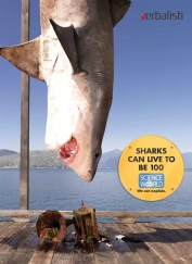 Sharks can live to be 100