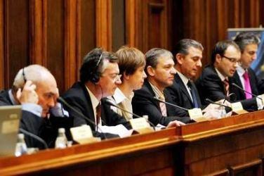 Strengthening Capacities of the National Assembly of Serbia