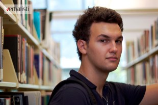 Verbalisti student Milos Todorovic testimonial of Kings Boston