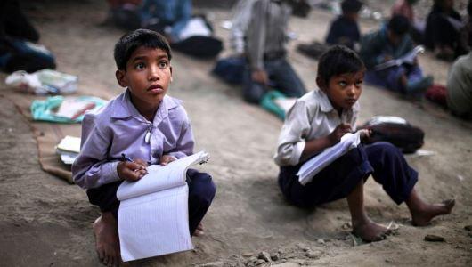 Humanost bez granica - Besplatne skole u Indiji za sirotinjsku decu