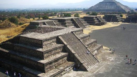 Teotihuakan – Grad bogova