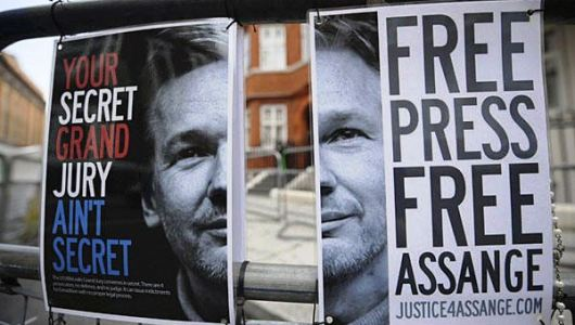 Political persecution was one of the reasons for offering asylum to Assange