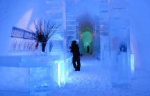 Ice Bar Ledenog hotela