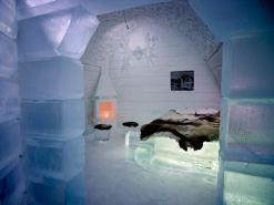 Sobe u Ice hotelu