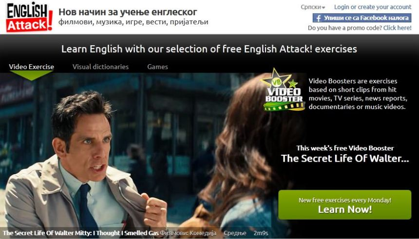 Brzo ucenje engleskog jezika
