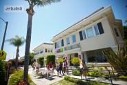 Skolske zgrade koledza Kings u Los Andjelesu