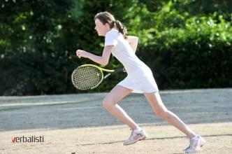 Polaznica teniskog kampa, jezicka mreza Verbalisti