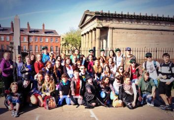 A fantastic tour by @Shiverpool