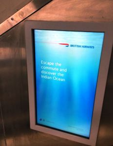 Oglas avio kompanije British Airways koji je izazvao skandal