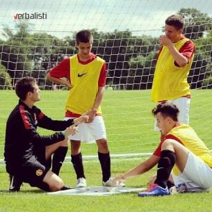 Manchester United training camp, Bradfield, spring 2014, 12