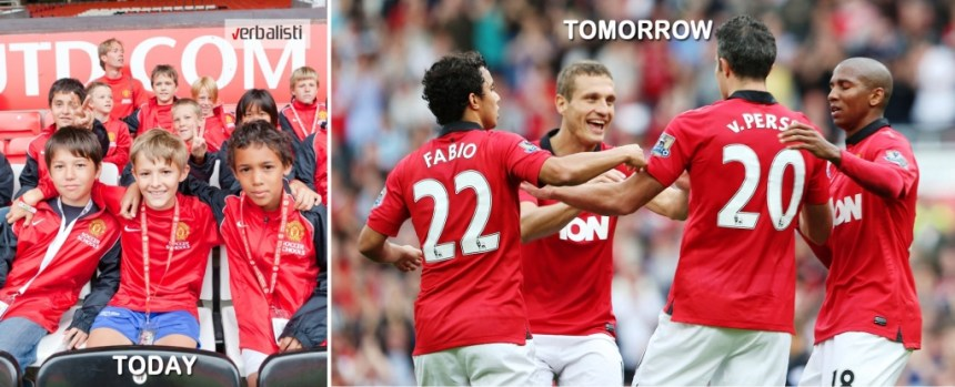 Soccer and language camp Manchester United, Verbalisti