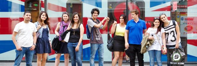 Learn English in London with the Verbalists Language Network