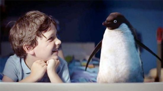 Najbolje reklame - Monty The Penguin