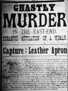 Jack The Ripper, London's first serial killer, never caught