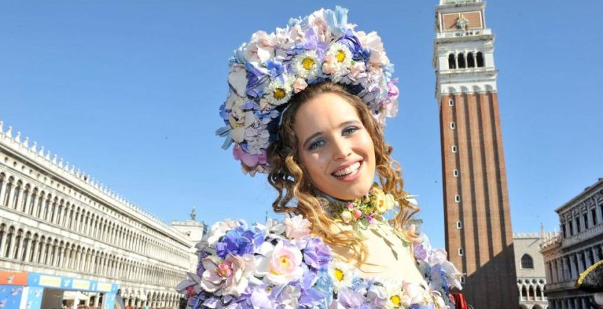Ucenje italijanskog i karneval u Veneciji, jezicka mreza Verbalisti