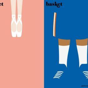 Paris vs New York, sport