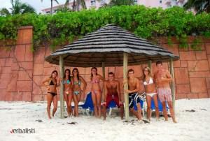 Program engleskog jezika active MIAMI, na plazi