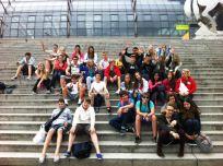 Letnja skola nemackog, Berlin Water Sports, Verbalisti 14