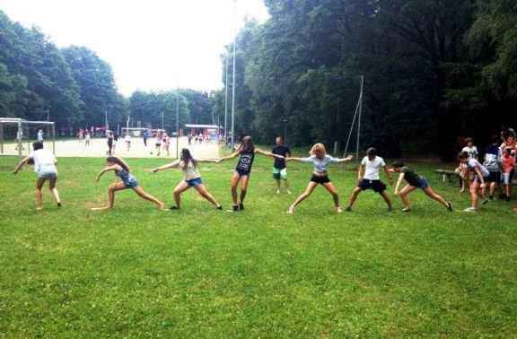Letnja skola nemackog, Berlin Water Sports, Verbalisti 34