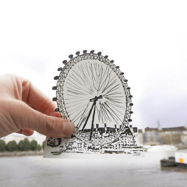 London Eye 32 capsules