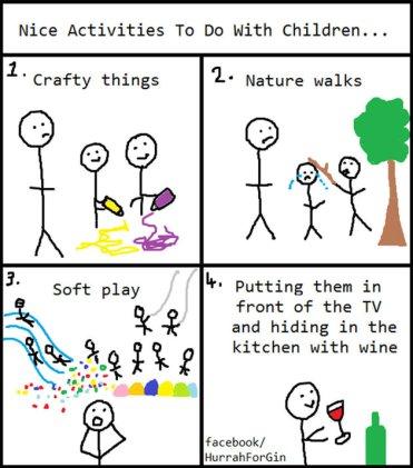 Aktivnosti sa decom