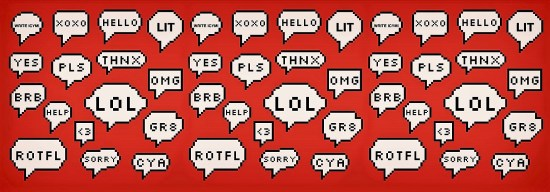 Engleski jezik na internetu, internet sleng koji treba da znate