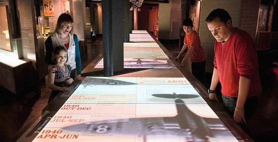 Obilasci Londona, Čerčilove ratne odaje, Churchill War Rooms, Verbalisti