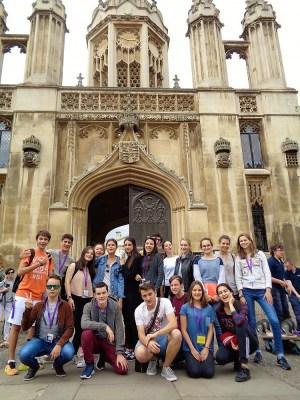 Izleti akademskog kursa engleskog u Kembridzu, Verbalisti