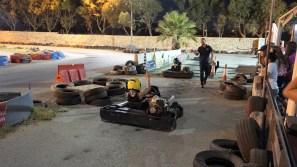 Vannastavne aktivnosti skole jezika na Malti, Karting i Melita u svom bolidu