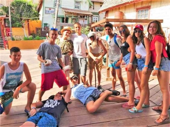 Verbalisti u Popajevom selu na Malti, letnja skola engleskog jezika