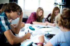 Na casu letnje skole engleskog jezika u Brajtonu