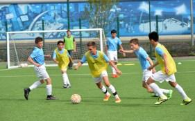 Skola fudbala Manchester City, 1