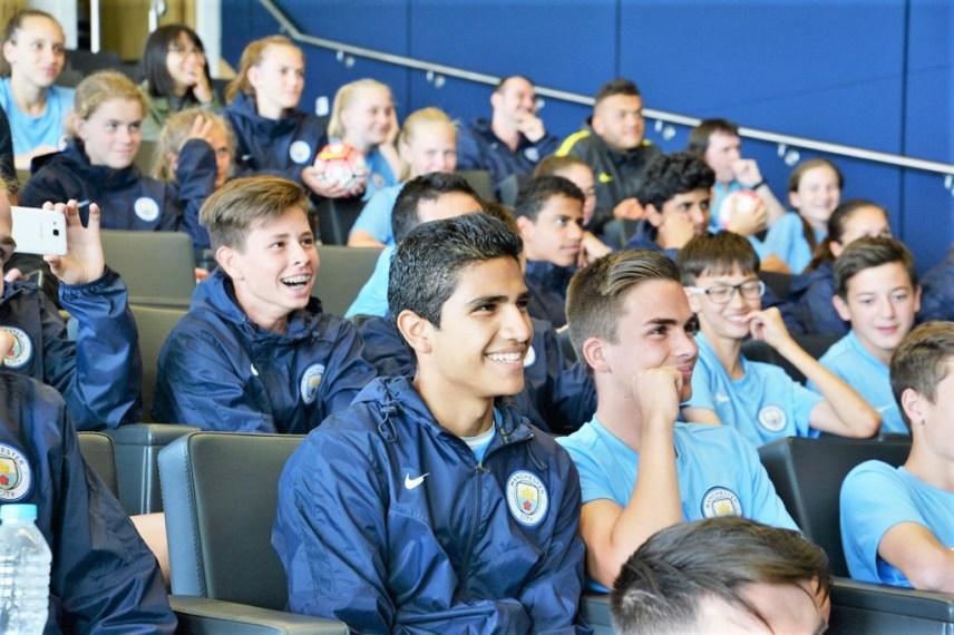 Skola fudbala Manchester City, Seniori 10