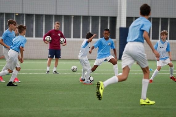 Skola fudbala Manchester City, Seniori 3