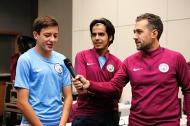 Skola fudbala Manchester City, Seniori 5