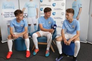 Skola fudbala Manchester City, Seniori 8