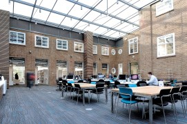 Kingston University, learning resource center, Verbalists