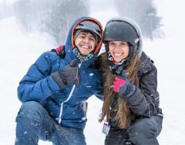 Kursevi engleskog u Kanadi, skijaški izlet 13