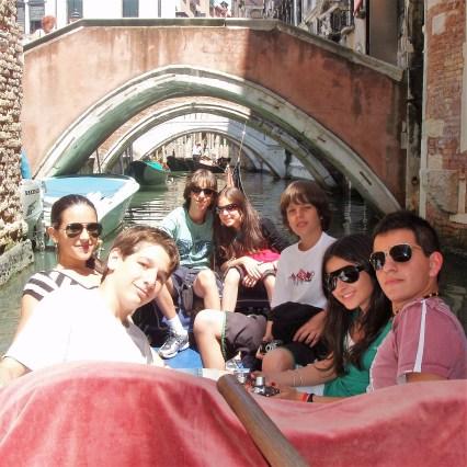 Izlet u Veneciju
