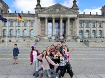 Program Intensive German u Berlinu, polaznici jezicke mreze Verbalisti