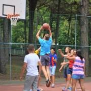 Sportske aktivnosti kampa u Linjanu