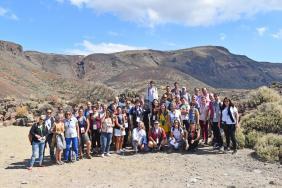 Ispod vulkana Teida, Tenerife