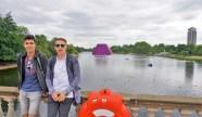 Jezičko putovanje i obilasci Londona 6, program My LONDON